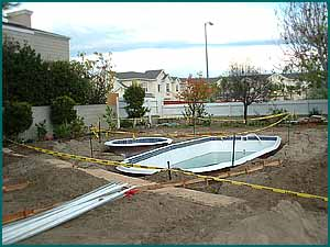 Do It Yourself - Pool Layout